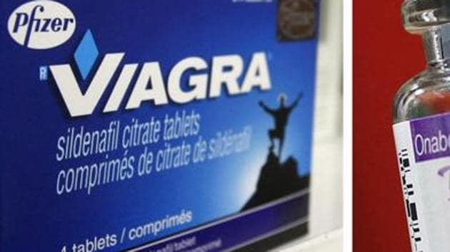 With pharmaceutical giant Pfizer set to lose the patent of its blockbuster drug Viagra in the US, Indian companies are gearing up with copycat versions of the iconic blue pill, hoping to tap into a lucrative market.(Reuters Photo)