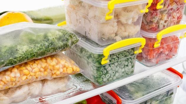 Frozen foods: These are the best foods to store in your freezer for quick fixes.(Shutterstock)