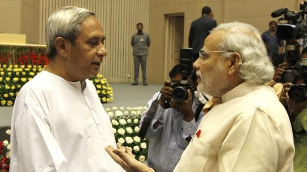 Prime Minister Narendra Modi spoke to Patnaik over phone to seek his support for the deputy chairman's election, according to people familiar with the matter.(HT File Photo)