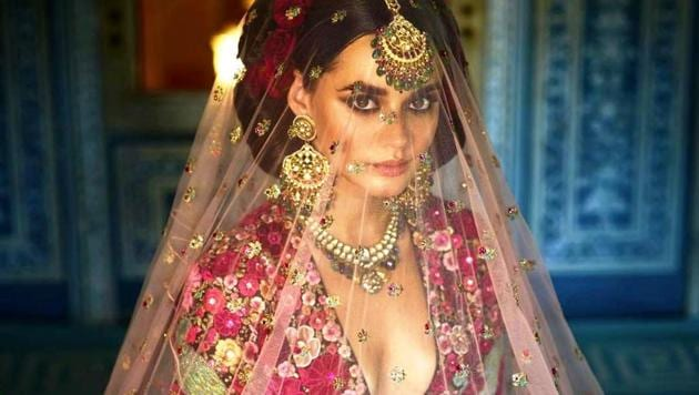 Whether you're a bride-to-be or simply enjoy seeing gorgeous lehengas, fashion designer Sabyasachi Mukerjee's latest bridal collection is wedding-inspiration gold. (Instagram)