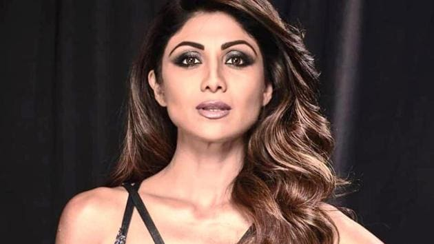 We can always count on Shilpa Shetty Kundra to give us sophisticated and playful looks. Case in point: Shilpa's bold and bright saree by designer Masaba Gupta ahead. (Instagram)