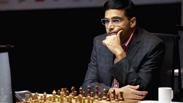 Viswanathan Anand had a brilliant start to his campaign and although it did not last the day, there were many positives.(AFP)