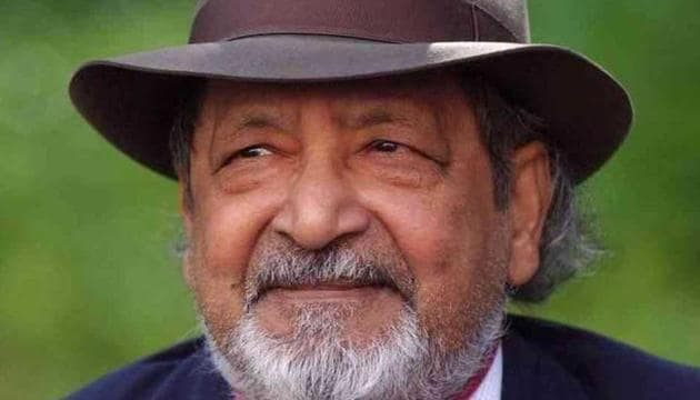 VS Naipaul won the Booker Prize in 1971 for 'In A Free State'.(HT Photo)