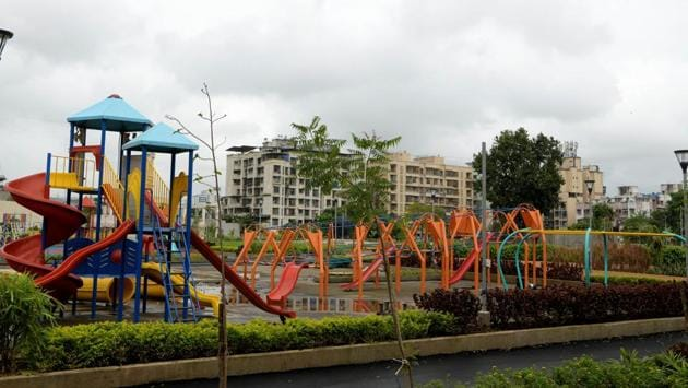 Pune, Navi Mumbai (pictured) and Greater Mumbai are the three top liveable cities in India.(HT/File Photo)