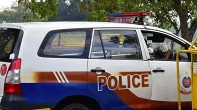 Gurugram police commissioner centralised the management of PCR vans soon after he took charge in June.(HT File)