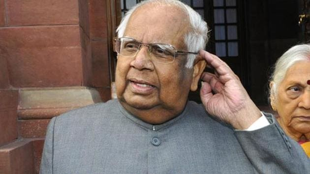 Somnath Chatterjee was a 10-time member and former Speaker of the Lok Sabha.(FIle Photo)