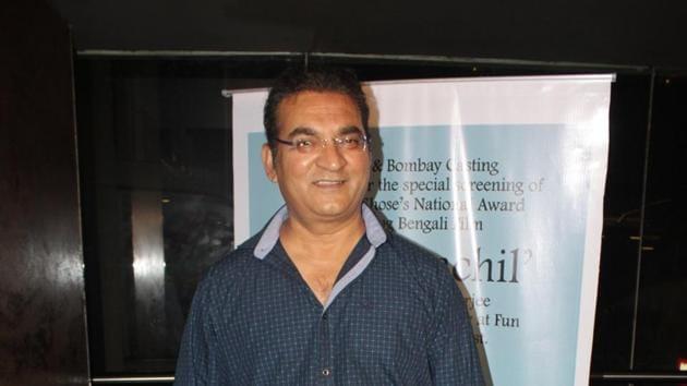 Abhijeet Bhattacharya(HT FILE)