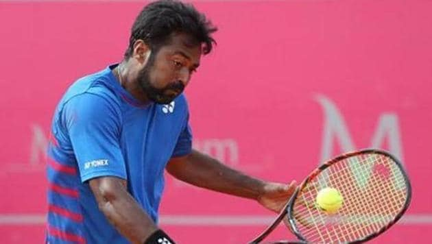 File photo of Leander Paes.(Getty Images)