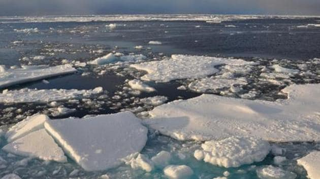 Cascading effects of changes in the Arctic region are projected to significantly alter the state and the balance of the earth's climate system, say researchers.(File photo)