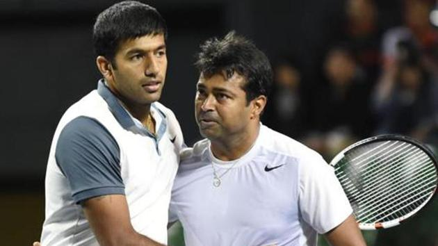 Rohan Bopanna will partner Divij Sharan in the Asian Games 2018 after Leander Paes' pull-out.(Getty Images)