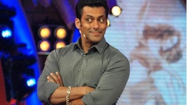 Bigg Boss 12 new promo has Salman Khan playing a desi man on a Being Human cycle.