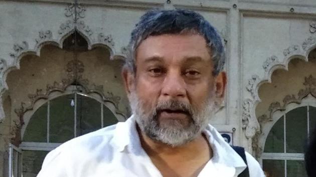 Pablo Bartholomew in Lucknow.
