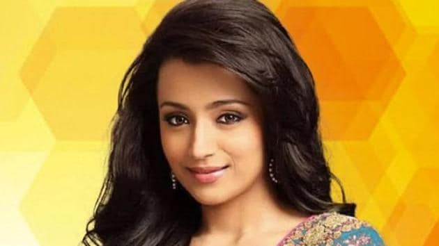 This is the first time Trisha will star opposite Rajinikanth.