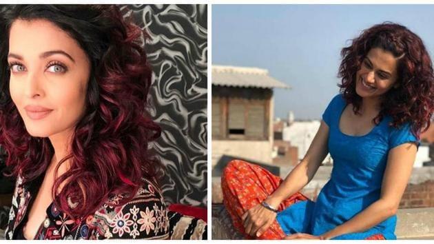 Bollywood divas are rocking red locks this season.(Instagram/aishwaryaraibachchan_arb)