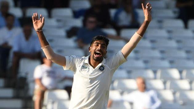 India's Jasprit Bumrah.(AFP)