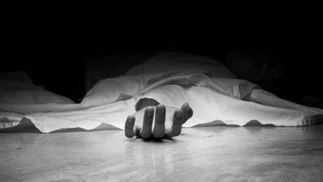 Police said the victim, a native of Mahendragarh, had a dispute with his wife and she left him and went to stay with her family.(Getty Images/Picture for representation)
