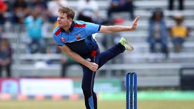 Steve Smith started off as a leg-spin bowler before turning into one of the world's best batsman.(Getty Images)