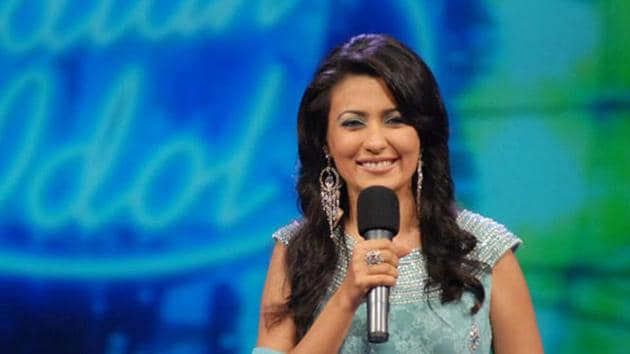 Mini Mathur hosted Indian Idol between 2004-07 and once again in 2012