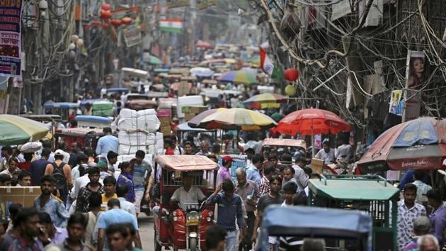 India's population tops 1.2 billion making it the second most populous country in the world after China.(AP)