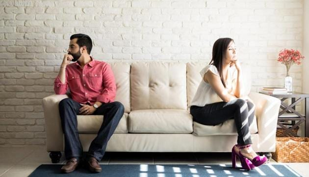 On-off relationships are associated with higher rates of abuse, poorer communication and lower levels of commitment.(Shutterstock)