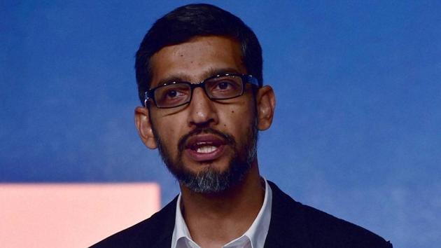 Google CEO Sundar Pichai is one of the most famous alumni of IIT Kharagpur.(PTI)