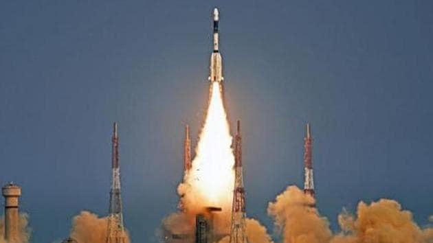 The Indian Space Research Organisation will complete its first manned space mission on schedule as the programme was finalised a few years ago, K Vijay Raghavan, principal scientific advisor to the government of India, has stressed.(Representative)