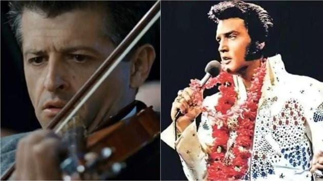 A violin on the Titanic and Elvis Presley's underwear are some of the strangest items to ever go on auction.(Youtube)