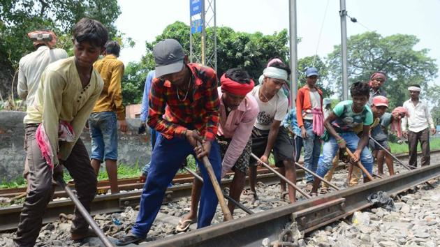 RRB Admit Card 2018: The Railway Recruitment Board (RRB) has released the RRB Admit Card 2018 for RRB ALP and Technician Recruitment examinations 2018.(AFP)