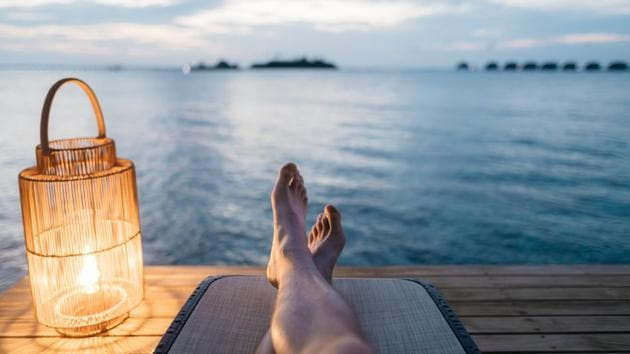 People with shorter vacations worked more and slept lesser than those who took longer vacations, which took a toll on their health and affected their life span.(Unsplash)