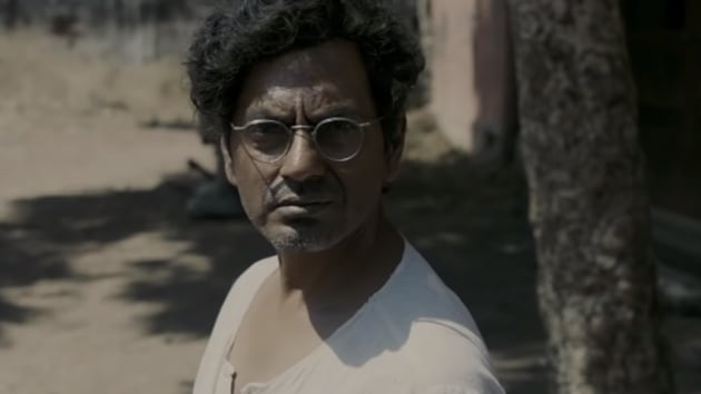 Nawazuddin Siddiqui as Saadat Hasan Manto.