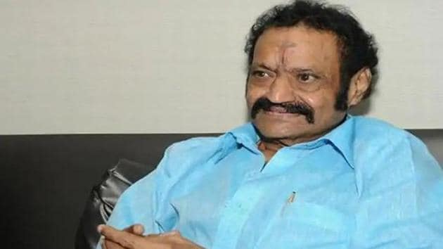 Nandamuri Harikrishna was said to be driving at a very high speed when he lost control over the vehicle.(HT Photo)