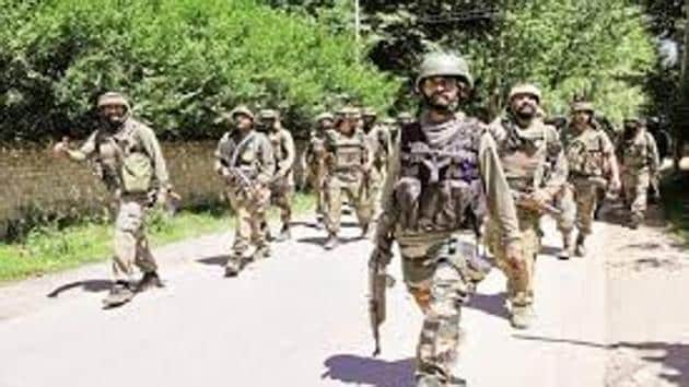 """The Armed Forces (Special Powers) Act, 1958 gives special rights and immunity to security forces in carrying out various operations in """"disturbed"""" areas.(HT file photo)"""