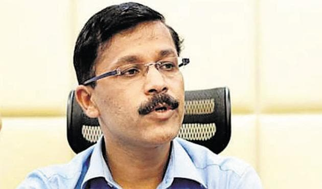 I have been charged with arbitrary decisions in my work. However, I have worked only as per law. My system of work does not threaten anyone, but is based on prioritisation, in addition, it is time bound and hence, result oriented, says Tukaram Mundhe, commissioner(HT FILE PHOTO)