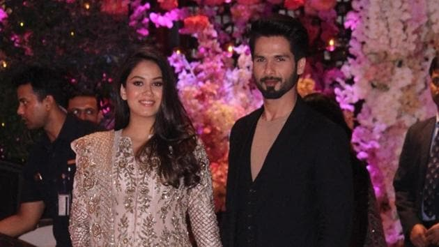Shahid Kapoor with his wife Mira Rajput are expecting their second child after daughter Misha.(IANS)