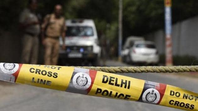 The incident happened in northwest Delhi's Mukundpur.(Burhaan Kinu/HT File Photo)