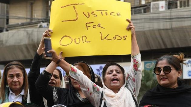 The nine-year-old girl was raped and tortured by her stepmother and stepbrother last week in Kashmir's Baramulla district.(AFP File Photo/Representative image)