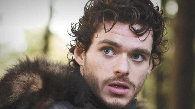 Richard Madden played Robb Stark in HBO's Game of Thrones.