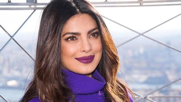 Priyanka Chopra shared her favourite books to have been adapted into movies on Instagram. Hint: It's a detective novel. (AP)