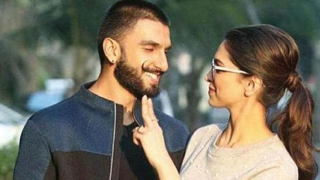Ranveer Singh and Deepika Padukone love Supreme Court's verdict about section 377.