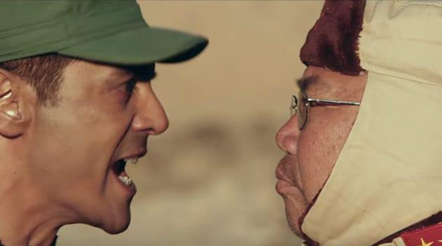 Paltan movie review: JP Dutta is stuck in a bygone era.