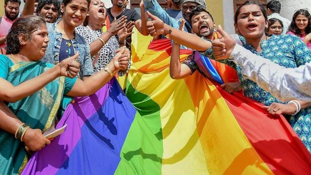 The Supreme Court verdict on Section 377 decisively restores to members of the LGBTQ community, long due access to the experience of full citizenship. This is a moment to be savoured by the LGBTQ community, finally, full citizens of India(PTI)