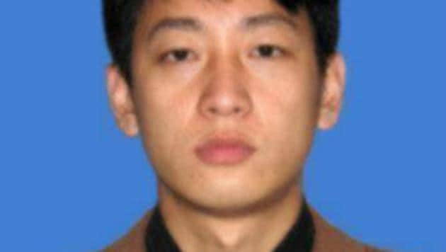 Jin Hyok Park of North Korea, a suspected North Korean hacker in the 2014 cyber attack on Sony Corp, is seen in this photo.(FBI handout via Reuters)