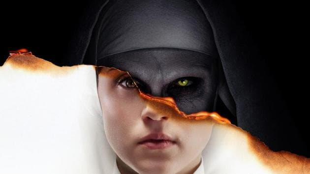 The Nun movie review: Director Corin Hardy takes us back to the origins of the Conjuring universe.