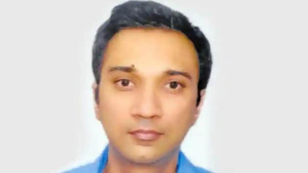 Siddharth Sanghvi, an HDFC bank executive, was killed in the parking lot of Kamala Mills compound, Mumbai, on September 5, in a case of robbery attempt gone wrong.(HT Photo)
