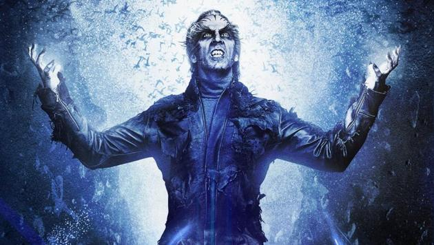2.0 starring Rajinikanth and Akshay Kumar was made on a budget of Rs 500 crore.