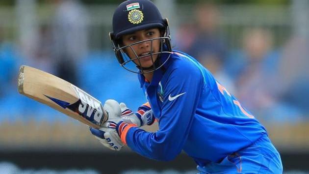 Smriti Mandhana scored 73 as Indian women's cricket team defeated Sri Lanka.(Getty Images)