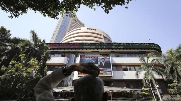 Surging crude oil prices, rupee plunging to record lows and widening trade deficit, besides negative global leads were major factors that dampened sentiments on the domestic bourses.(Reuters File Photo)