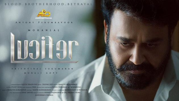 Mohanlal plays the lead role in Prithviraj's directorial, Lucifer.