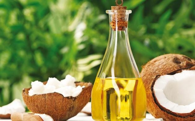 Coconut oil occupies a special place in the diet of Kerala and in fact, Malayalis are healthier than say, North Indians(Shutterstock)