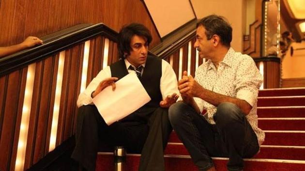 Rajkumar Hirani said he had to change Sanju to create empathy for Sanjay Dutt.